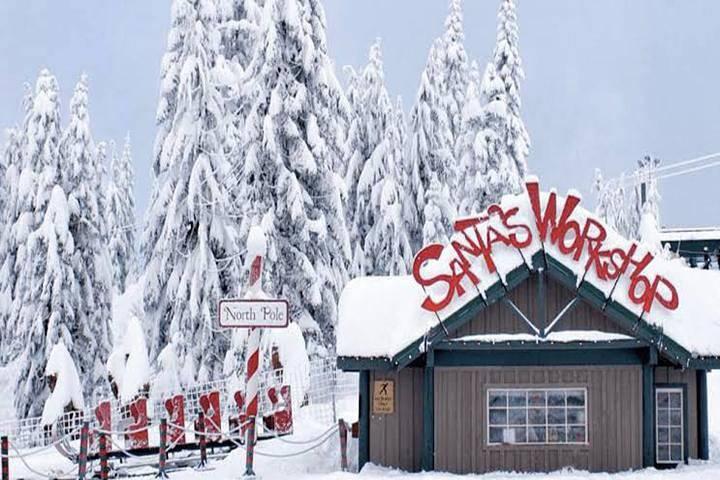 Grouse peak of Christmas @ Globalduniya