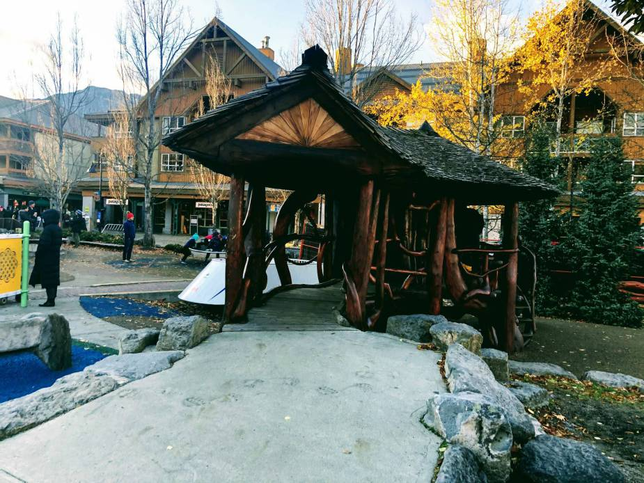 Whistler village Whistler Family tour @ Globalduniya