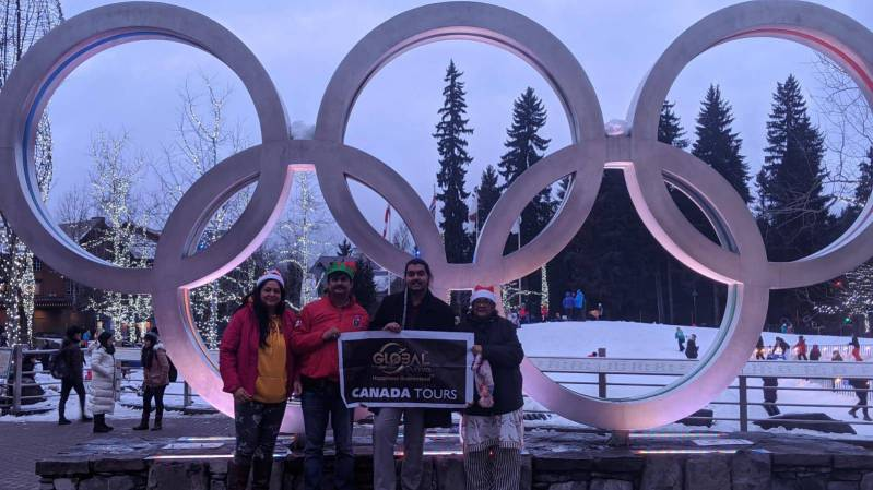 Whistler Olympic Village @ Globalduniya