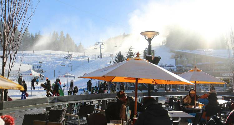 Whistler village Ski area @ Globalduniya