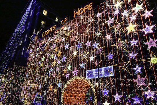 Vancouver light of Hope@ Globalduniya